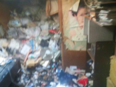 相模原市のゴミ屋敷の片付け写真・6